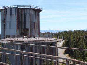 Abandoned Legend: Lyndonville Radar Base