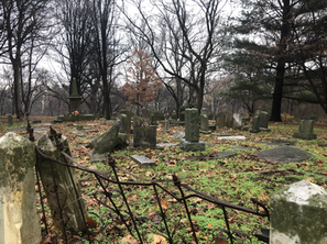 Georgetown, Gentrification, and the Mount Zion Female Union Band Cemetery