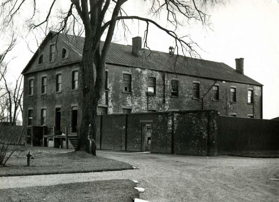 Albany Almshouse