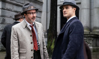 "Project Blue Book Season Finale: ""The Washington Merry-Go-Round"" Review"