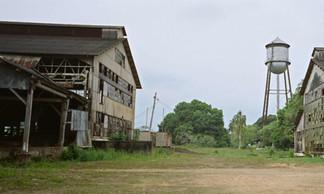 Abandoned Fordlândia