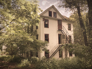 This Abandoned Summer House Might Still Have Ghostly Guests