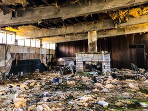 Abandoned Borscht Belt Series: The Pines Hotel