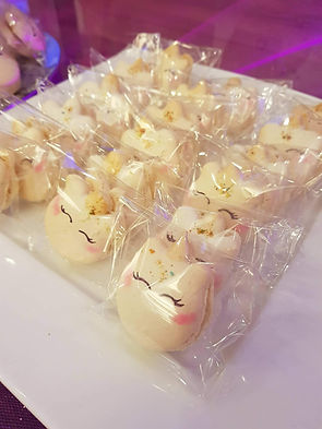Unicorn Macaron, patisserie PariSco, Guam, Pastry Shop, macaron, design, Special order