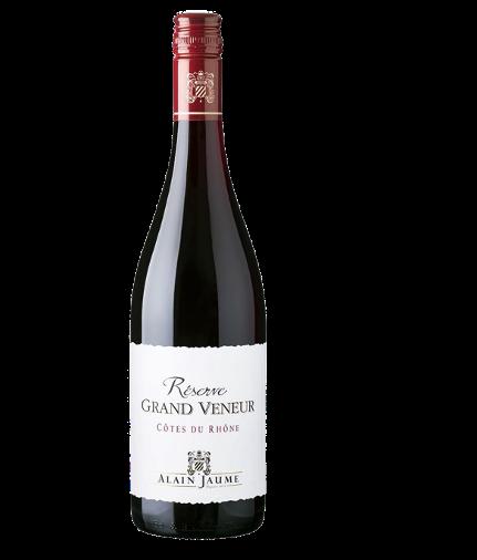 Côtes du Rhône | Réserve Grand Veneur red