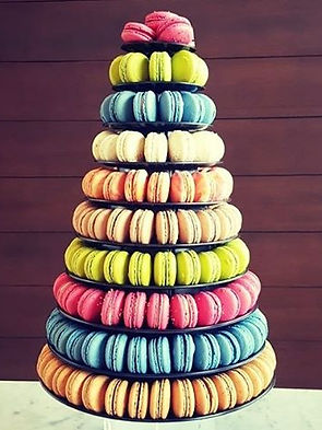 Macaron Tower, Patisserie PariSco, Guam, Macaron, Homemad, pastry, french