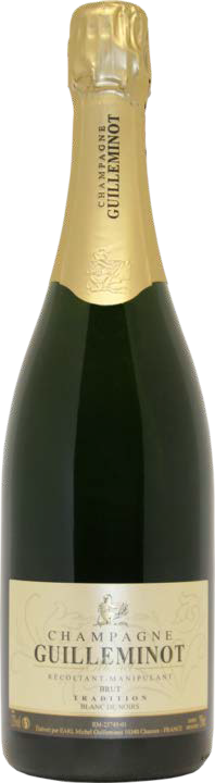 Champagne Guillemot tradition Brut