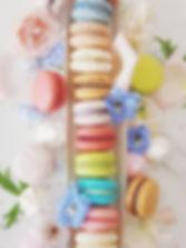 Macaron long Box, macaron, Patisserie PariSco, Guam,