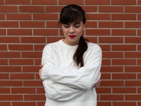 Outfit: Pohodlný svetr | Cozy sweater