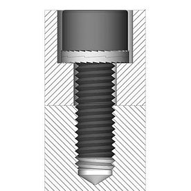master logo kilitli pul heico lock