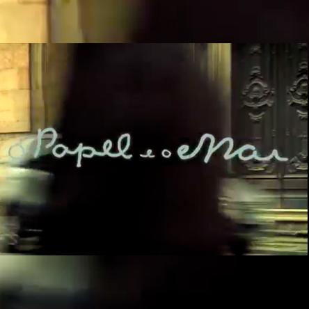 O PAPEL E O MAR (2010)