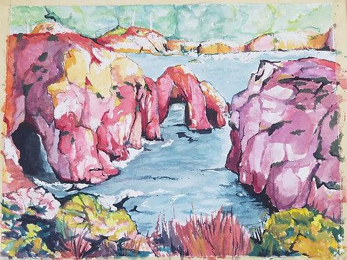 Pink Cove