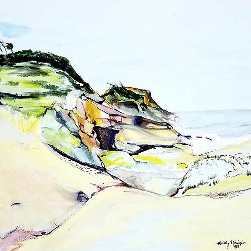 Coastal Wind Cave print