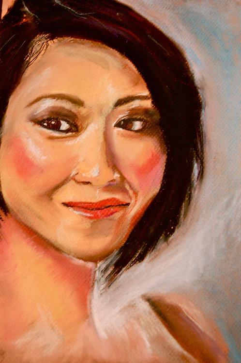 Customized Human Portrait