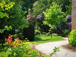 woodland garden, Hazlemere