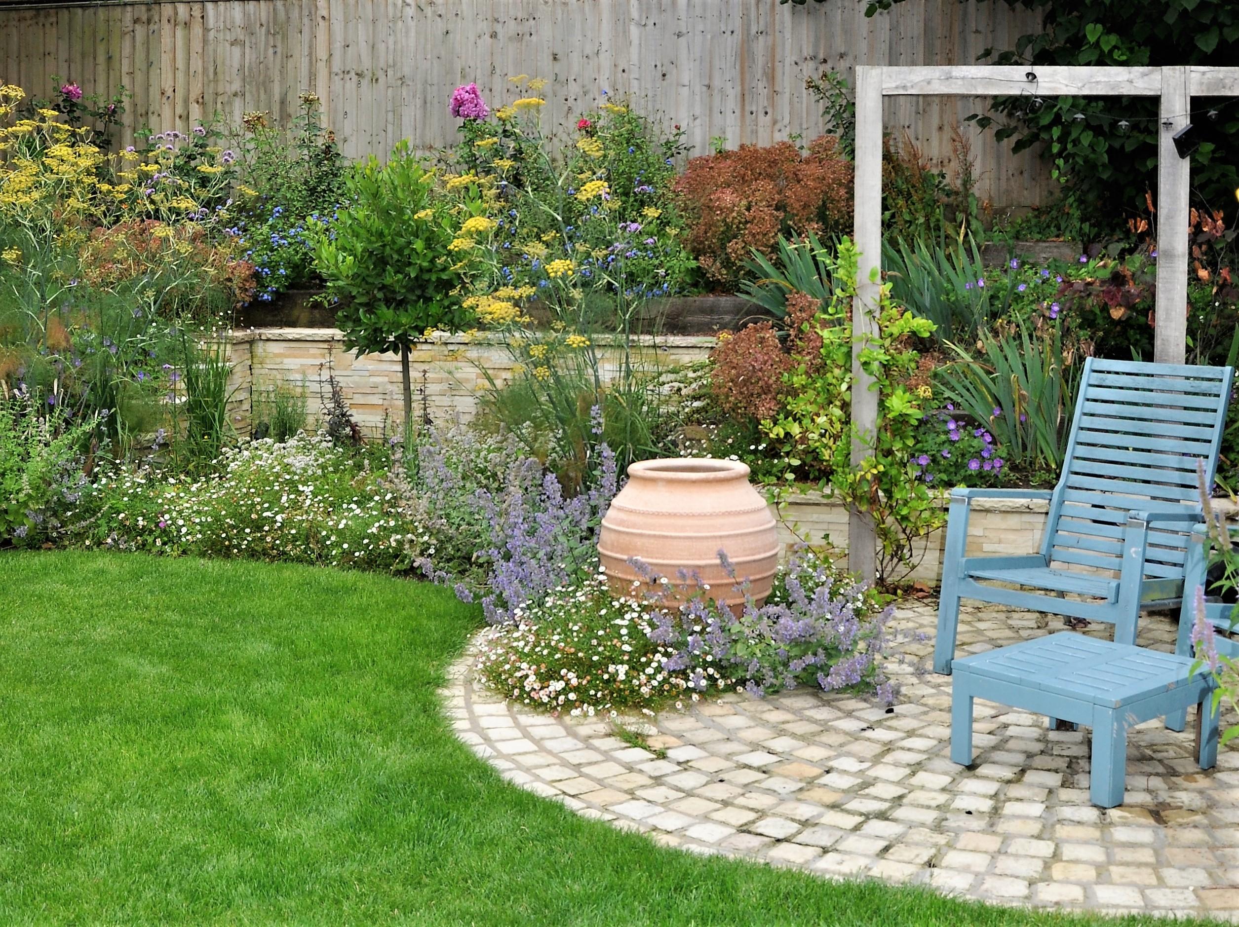 family garden 2, Maidenhead