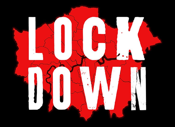 Lockdown - 30/10/19 - 7PM at The Alfred Hitchcock Theatre