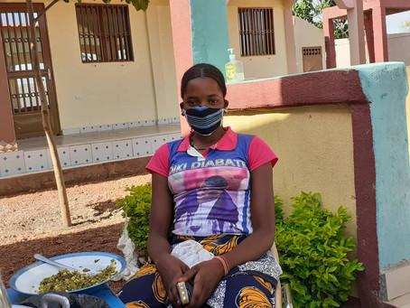 Pandémie de coronavirus au Burkina