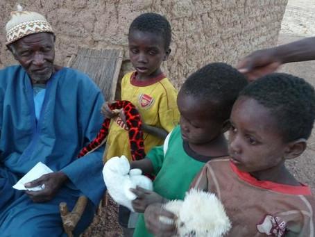Compte rendu mission Burkina Dany et Alain, janvier 2017