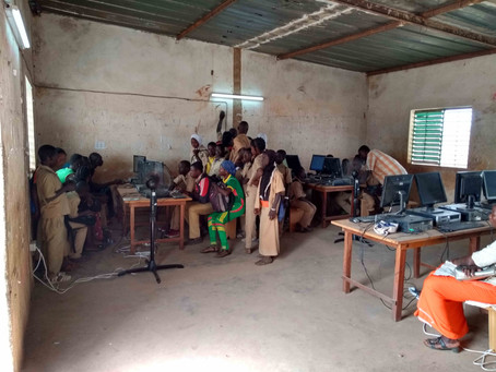 CR Mission Burkina / Nathalie et Patrice / 22 janv au 07 fev 2018