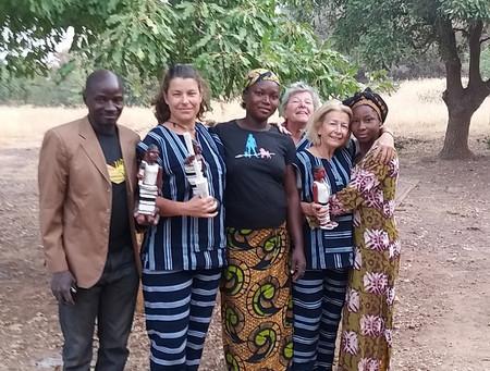 CR mission du 17 nov. au 02 déc. 2017 Dany, Estelle, Cathy, et Anne-Claude