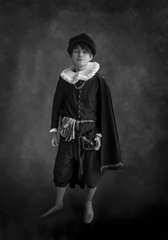 'Little Lord' by Eileen McCausland - Accepted