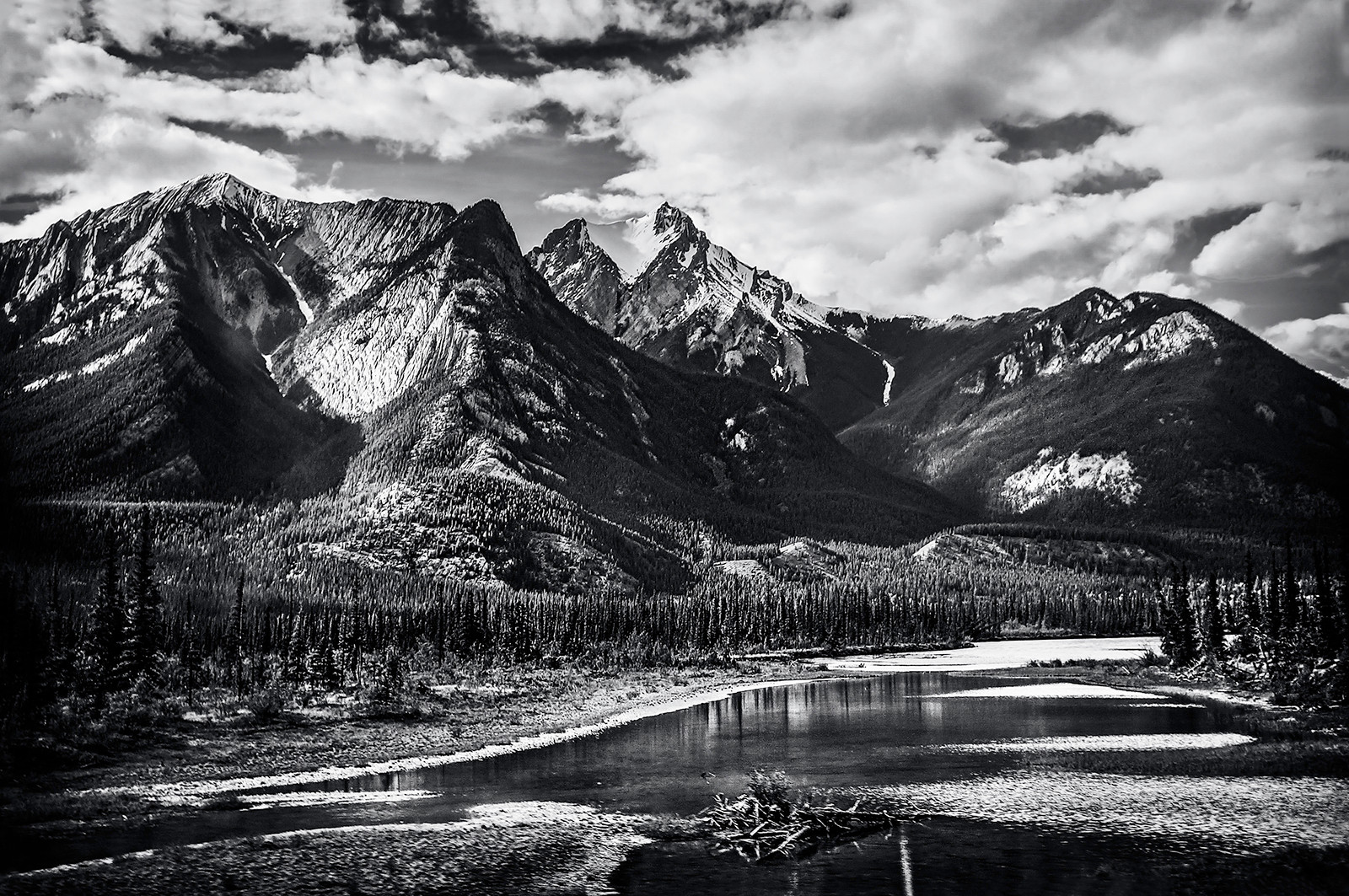MONO - The Rockies by Eileen McCausland (8 marks)