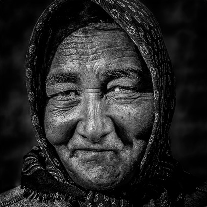 MONO: 'Someones Grannie' by Malachy Coney - Dungannon - Cookstown Camera Club