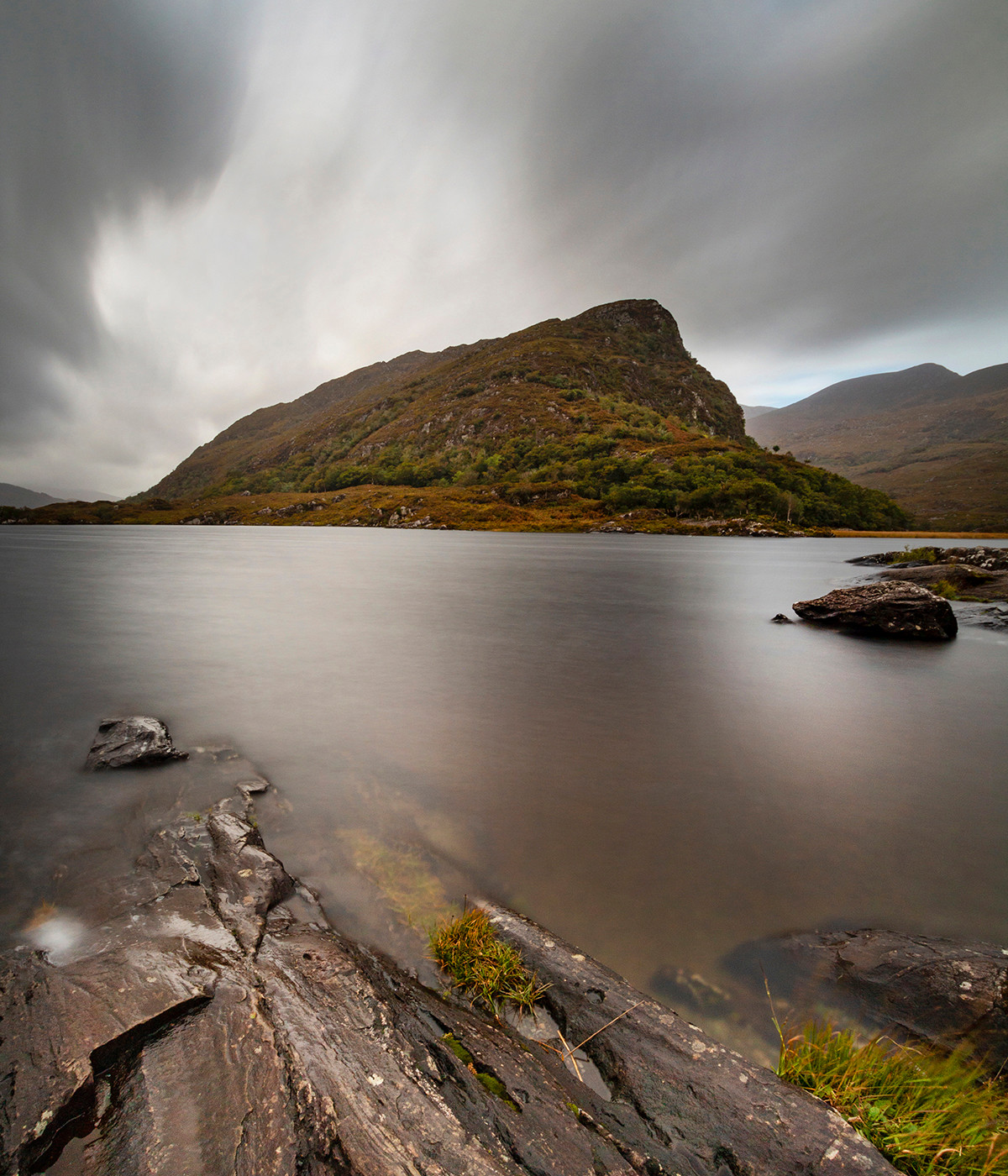 COLOUR - Killarney Lake by Robert McGlaughlin (9 marks)