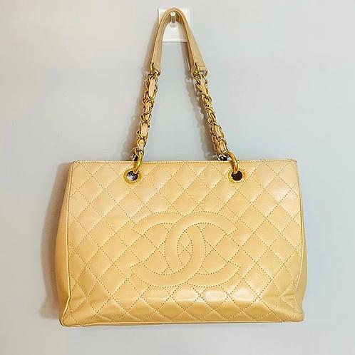 Bolsa Chanel Bege