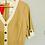 Thumbnail: Vestido Tannerie couro tam. P