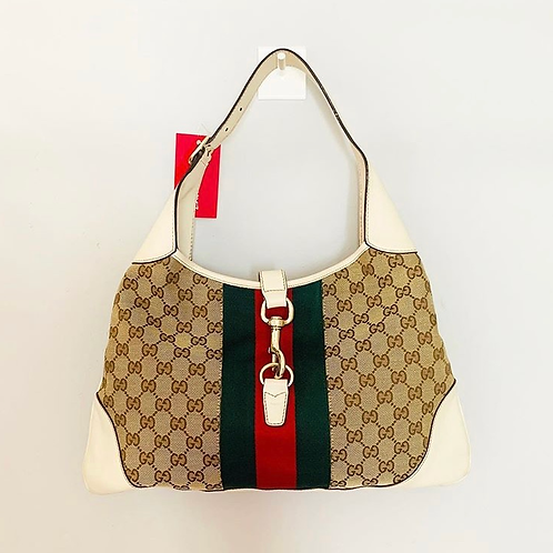 Bolsa Gucci bege