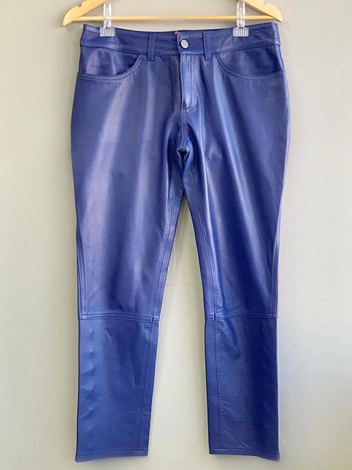 Calça Carina Duek Azul Royal
