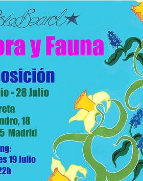 Solo Exhibit Madrid 2019