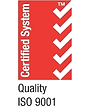 Qualty ISO 9001 Certified Sytm