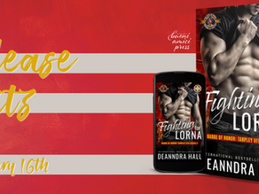 ★RELEASE BLITZ & REVIEW★ Fighting for Lorna By Deanndra Hall