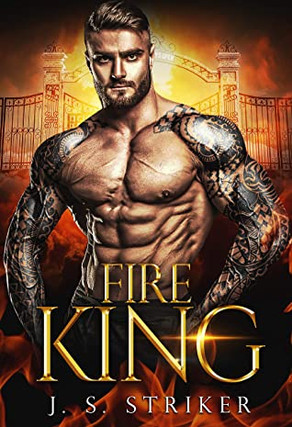 REVIEW - Fire King (Dragons & Demis #4) by J.S. Striker