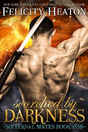 Scorched By Darkness by Felicity Heaton