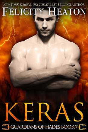 5 Stars to Keras by Felicity Heaton