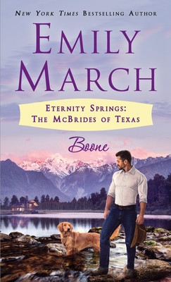 REVIEW Boone final book of The McBrides of Texas Trilogy by Emily March