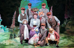 Cast of Where is Peter Rabbit