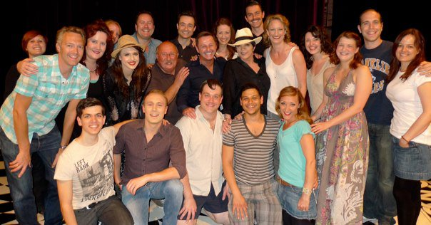 Cast of She Loves Me & Liza Minnelli