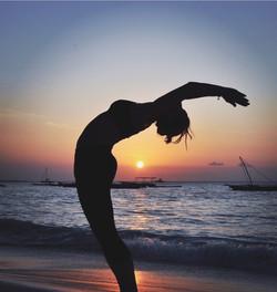 Yogaretreat på Zanzibar med Pia