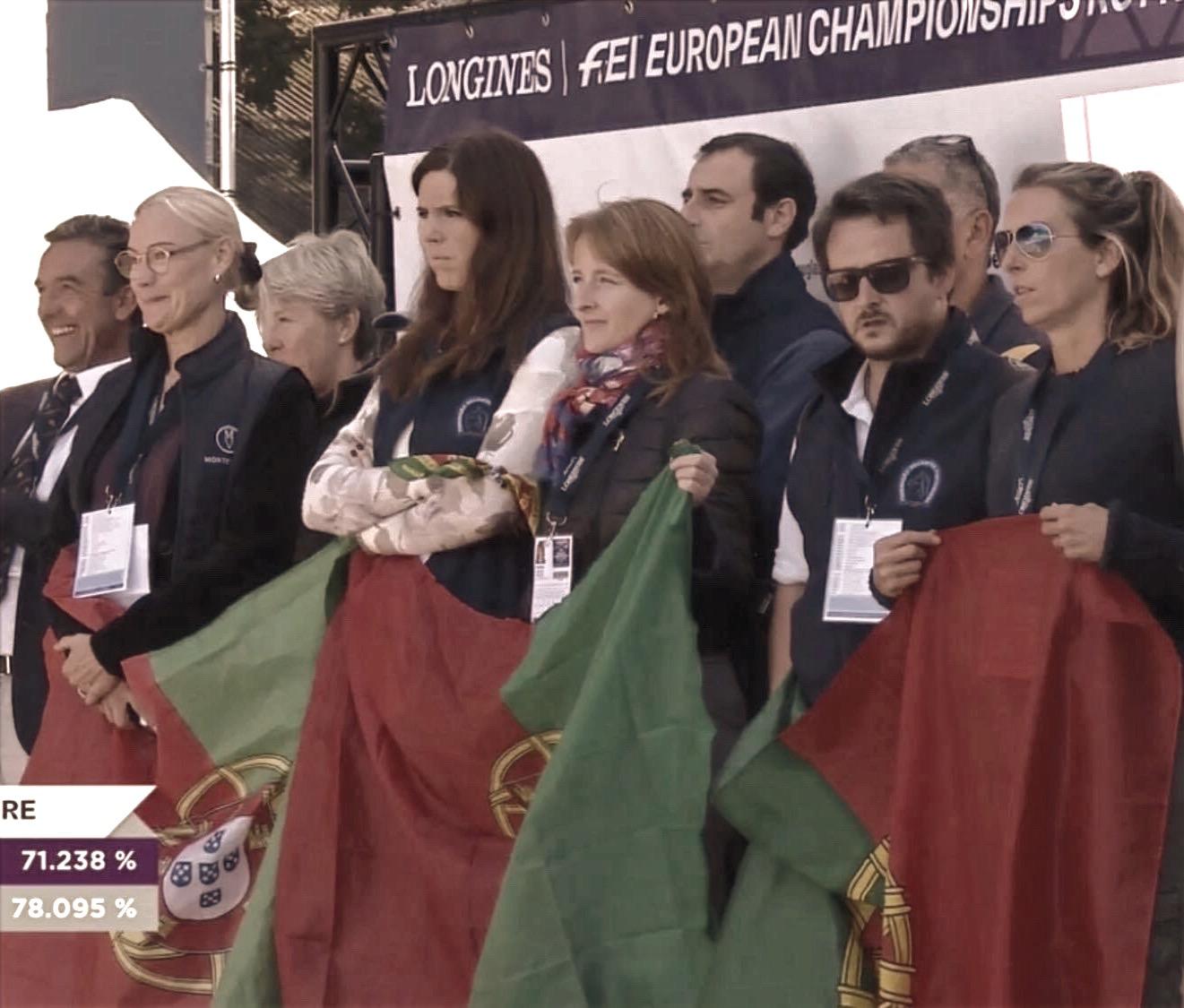 Portuguese team 2019