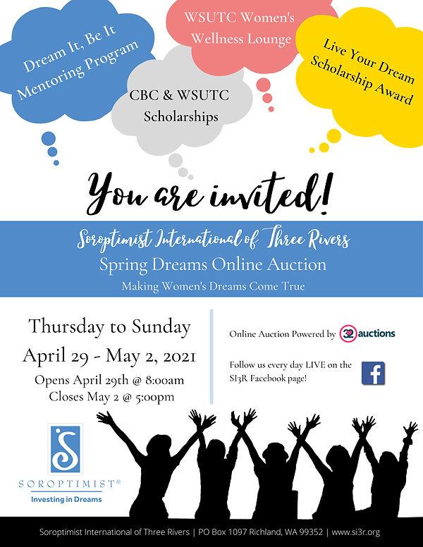 042921_Invite_SpringDreamsOnline_Auction