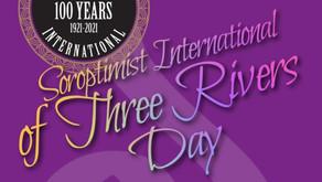 It's Soroptimist International of Three Rivers Day!