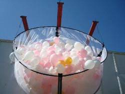 The Flip Balloon Drop