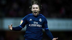 Luka Modric Réal Madrid Champions League Ballon d'or