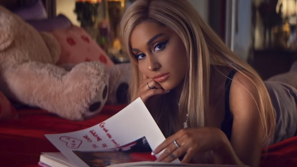 Ariana grande thank u next arianators break up with your girl friend, i'm bored 7 rings