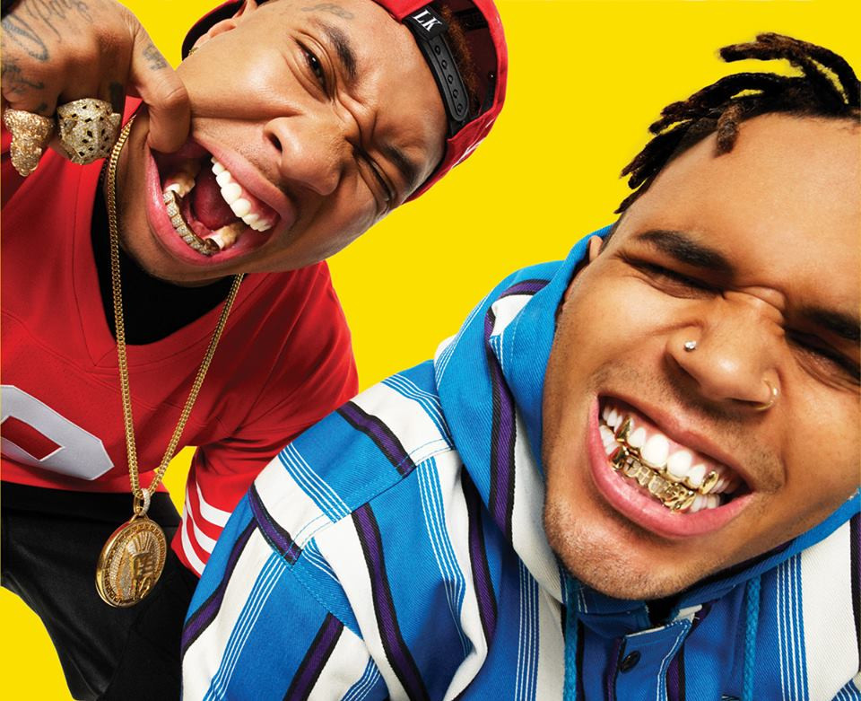 chris brown feat tyga what they talkin' about
